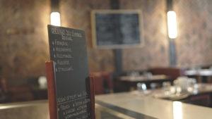 Chez Françoise | Restaurant Rôtisserie - Carte