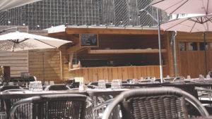 Chez Françoise | Restaurant Rôtisserie - La Terrasse