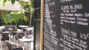 Chez Françoise | Restaurant Rôtisserie - La Carte