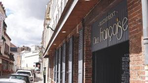 Chez Françoise | Restaurant Rôtisserie - La Façade du Restaurant