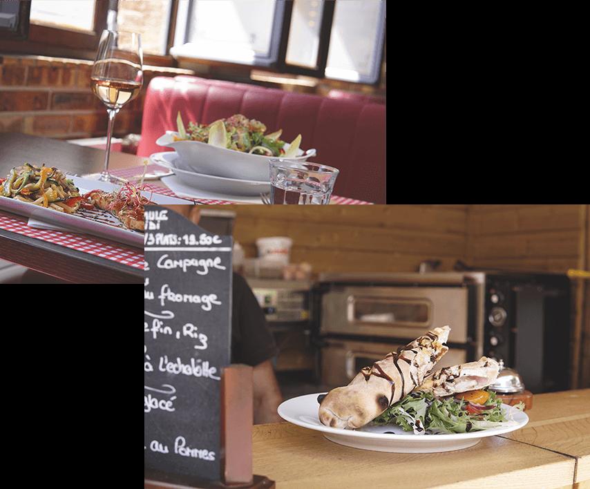 Plats Restaurant Chez Françoise